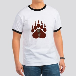Native American Bear Claw T-Shirt