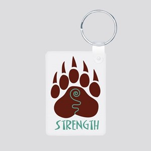 STRENGTH Keychains