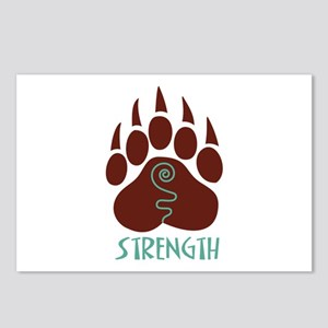 STRENGTH Postcards (Package of 8)