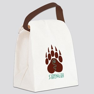 STRENGTH Canvas Lunch Bag
