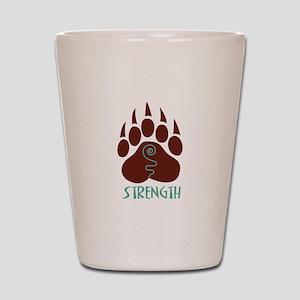 STRENGTH Shot Glass
