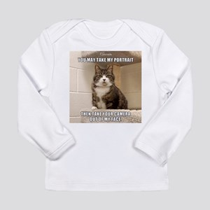 Shelter Cattitude Long Sleeve Infant T-Shirt