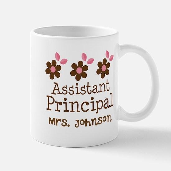 Personalized Assistant Principal Mugs
