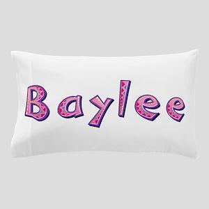 Baylee Pink Giraffe Pillow Case