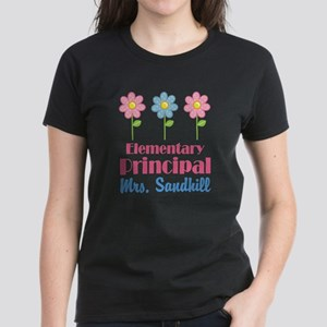 Elementary Principal Personalized T-Shirt