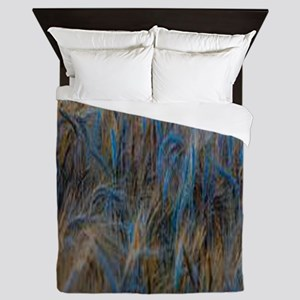 Wheat Field Queen Duvet