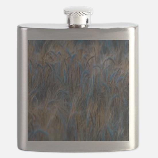 Wheat Field Flask