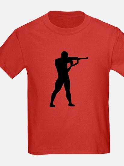 Sports shooting T