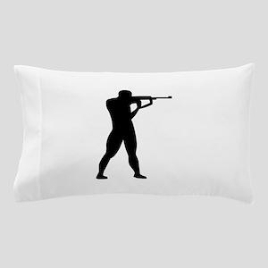 Sports shooting Pillow Case