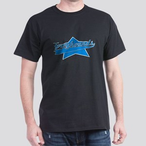 Baseball Greyhound Dark T-Shirt