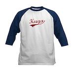Kuya Kids Baseball Jersey