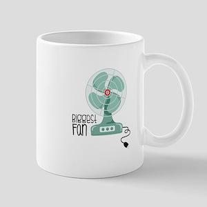 Biggest Fan Mugs