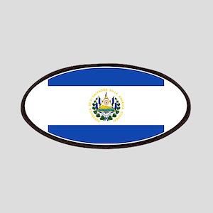 Flag of El Salvador Patches