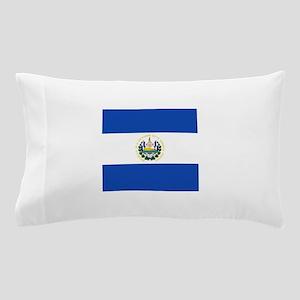 Flag of El Salvador Pillow Case
