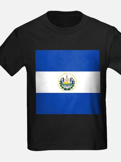 Flag of El Salvador T-Shirt