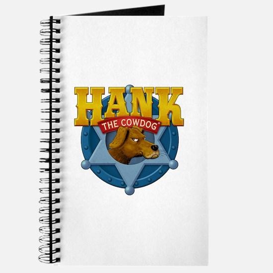 Official Hank Logo Journal