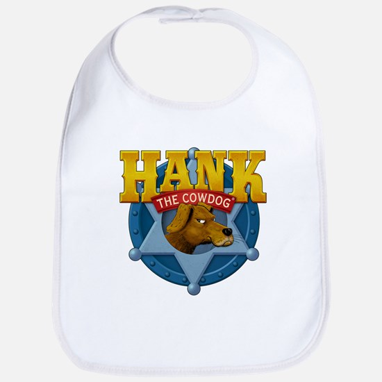 Official Hank Logo Bib