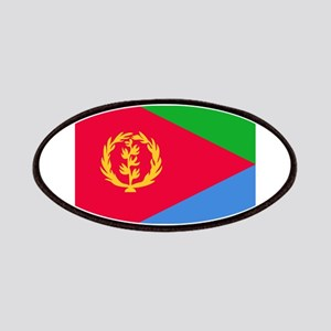 Flag of Eritrea Patches