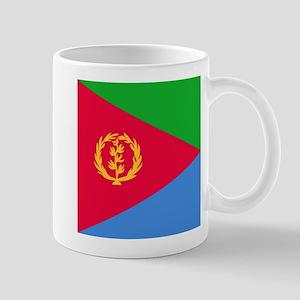 Flag of Eritrea Mugs