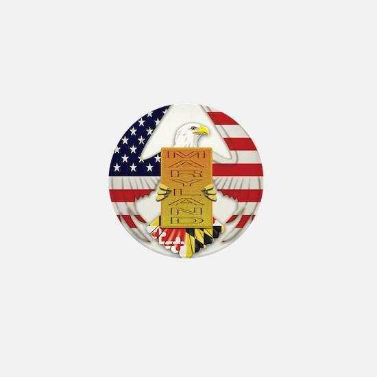 AMERICAN EAGLE Mini Button