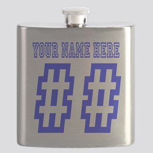 Custom Game Day Flask