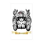 Fioruzzi Sticker (Rectangle 50 pk)