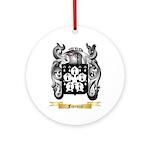 Fioruzzi Ornament (Round)