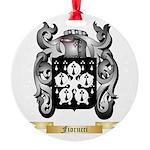 Fiorucci Round Ornament