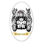 Fiorucci Sticker (Oval 10 pk)