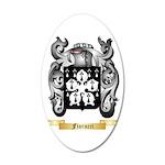 Fiorucci 20x12 Oval Wall Decal