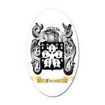 Fiorucci 35x21 Oval Wall Decal