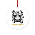Fiorucci Ornament (Round)