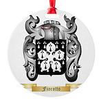 Fiorotto Round Ornament