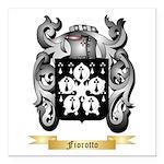 Fiorotto Square Car Magnet 3