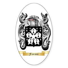 Fioroni Sticker (Oval 10 pk)
