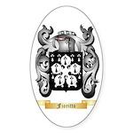 Fioritto Sticker (Oval)
