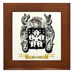 Fioritto Framed Tile