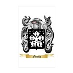 Fiorito Sticker (Rectangle 10 pk)