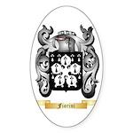 Fiorini Sticker (Oval 50 pk)