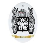 Fiorini Ornament (Oval)