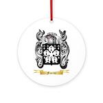 Fiorini Ornament (Round)