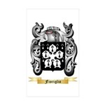 Fioriglio Sticker (Rectangle 50 pk)