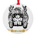 Fioretto Round Ornament