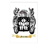 Fioretto Postcards (Package of 8)
