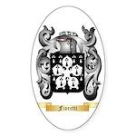 Fioretti Sticker (Oval 10 pk)