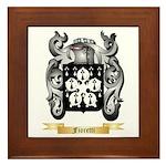 Fioretti Framed Tile