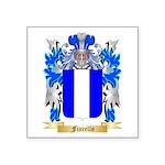 Fiorello Square Sticker 3