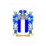 Fiorello Sticker (Rectangle 50 pk)