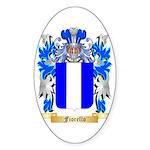 Fiorello Sticker (Oval)