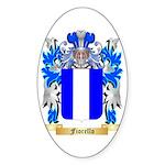 Fiorello Sticker (Oval 50 pk)